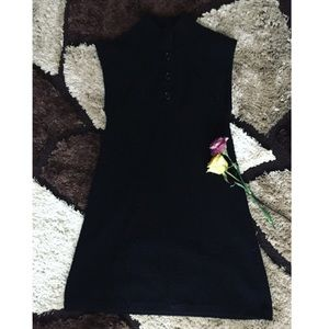 Cute, simple black dress